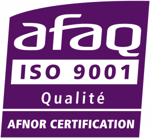 LOGO ISO 9001 OFFICIEL